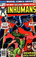 Inhumans (1975 1st Series) 5