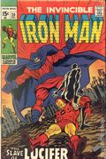 Iron Man (1968 1st Series) 20