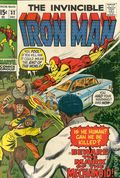 Iron Man (1968 1st Series) 32
