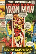 Iron Man (1968 1st Series) 33