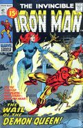Iron Man (1968 1st Series) 42