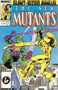 New Mutants (1983 1st Series) Annual 3