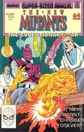New Mutants (1983 1st Series) Annual 4