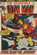 Iron Man (1968 1st Series) 51