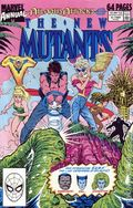 New Mutants (1983 1st Series) Annual 5