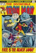 Iron Man (1968 1st Series) 53