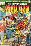 Iron Man (1968 1st Series) 66
