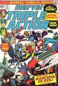 Marvel Triple Action (1972) 9