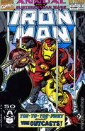 Iron Man (1968 1st Series) Annual 12