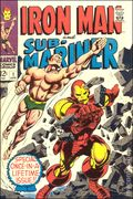 Iron Man and Sub-Mariner (1968) 1
