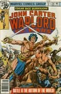 John Carter Warlord of Mars (1977 Marvel) 20