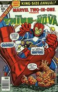 Marvel Two-in-One (1974 1st Series) Annual 3