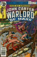 John Carter Warlord of Mars (1977 Marvel) 23