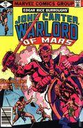 John Carter Warlord of Mars (1977 Marvel) 28