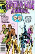 Spectacular Spider-Man (1976 1st Series) Annual 4