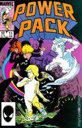 Power Pack (1984 1st Series) 11