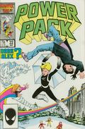Power Pack (1984 1st Series) 22