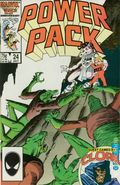 Power Pack (1984 1st Series) 24