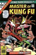 Master of Kung Fu (1974) Annual 1