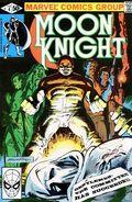 Moon Knight (1980 1st Series) 4