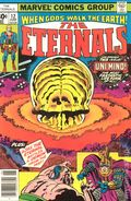 Eternals (1976 1st Series) 12
