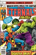 Eternals (1976 1st Series) 15