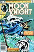 Moon Knight (1980 1st Series) 10