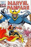 Marvel Fanfare (1982 1st Series) 8