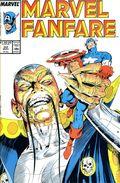Marvel Fanfare (1982 1st Series) 32