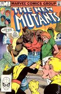 New Mutants (1983 1st Series) 7