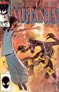 New Mutants (1983 1st Series) 27