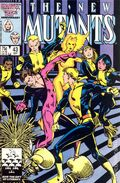 New Mutants (1983 1st Series) 43