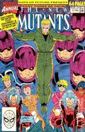 New Mutants (1983 1st Series) Annual 6