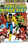 Power Man and Iron Fist (1972 Hero for Hire) 50