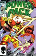 Power Pack (1984 1st Series) 18