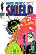 Nick Fury Agent of SHIELD (1968 1st Series) 5