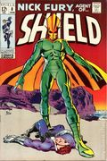 Nick Fury Agent of SHIELD (1968 1st Series) 8
