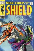 Nick Fury Agent of SHIELD (1968 1st Series) 11