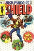 Nick Fury Agent of SHIELD (1968 1st Series) 14