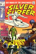Silver Surfer (1968 1st Series) 10