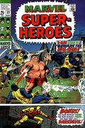 Marvel Super Heroes (1967 1st Series) 22