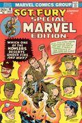 Special Marvel Edition (1971) 10