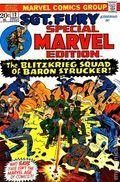 Special Marvel Edition (1971) 12