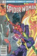 Spider-Woman (1978-1983 1st Series) 44