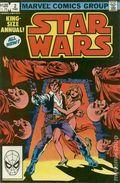 Star Wars (1977 Marvel) Annual 2