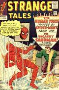 Strange Tales (1951-1976 1st Series) 115