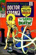Strange Tales (1951-1976 1st Series) 158