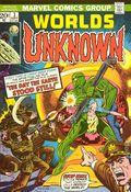 Worlds Unknown (1973 Marvel) 3