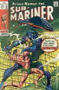 Sub-Mariner (1968 1st Series) 10
