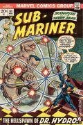 Sub-Mariner (1968 1st Series) 61